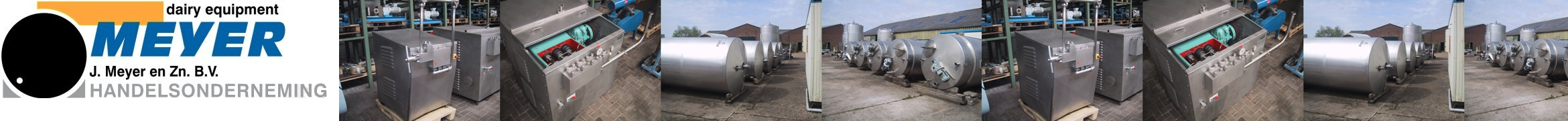 Dairy Equipment Meyer